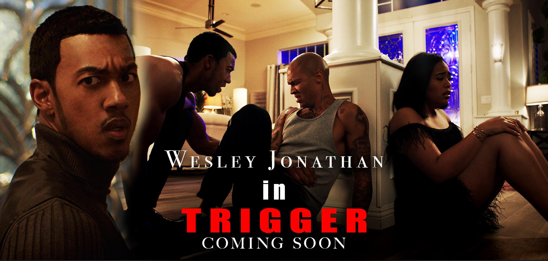Trigger wesley jonathan footage films Christopher B Stokes